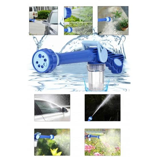 Pazariz Ez Jet Water 8 Fonksiyonlu Deterjanlı Basınçlı Yıkama Tabancası Oto Yıkama