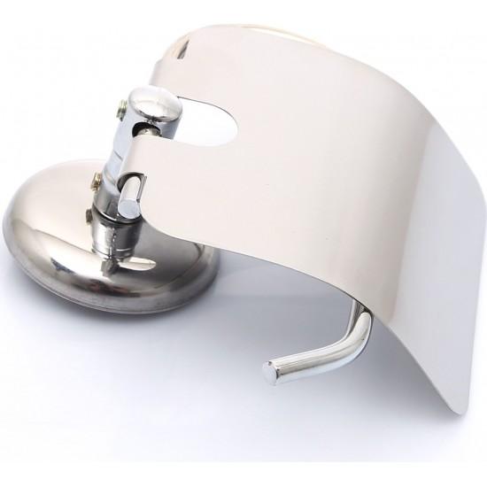 Empa Krom Kapaklı Tuvalet Kağıtlığı