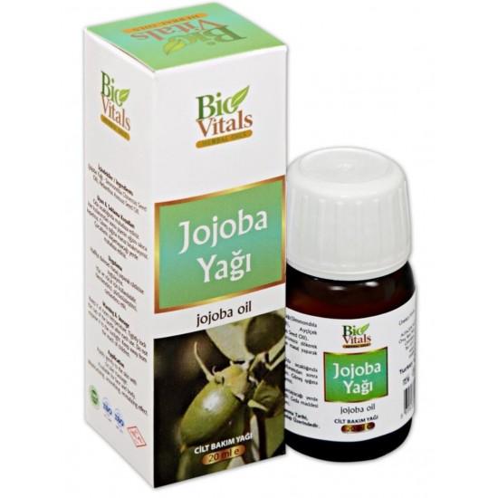 Bio Vitals Jojoba Yağı 20 ml