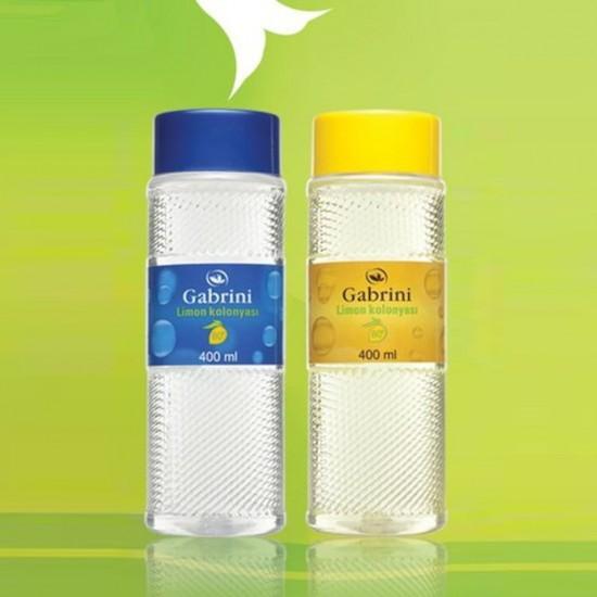 Pazariz  Limon Kolonya 400 ml 80 C Limon + Hijyenik Eldiven Hediye