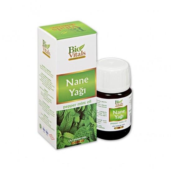 Nane Yağı - 20 ML - Bio Vitals